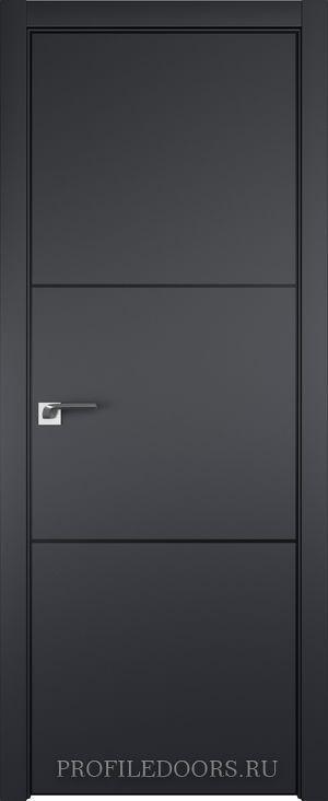 2E Черный матовый Black Edition с 4-х сторон