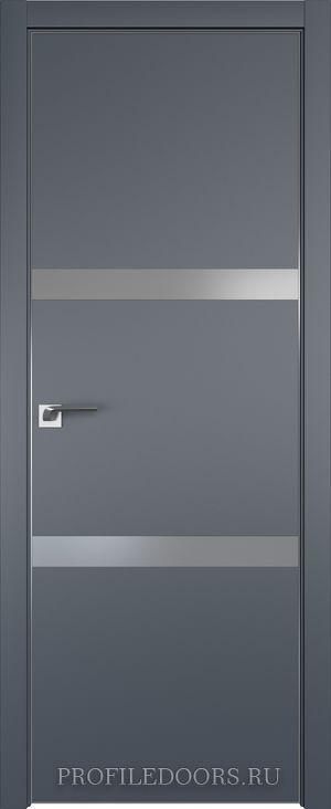 30E Антрацит Lacobel Серебряный лак Black Edition с 4-х сторон