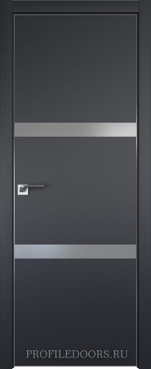 30E Черный матовый Lacobel Серебряный лак Black Edition с 4-х сторон