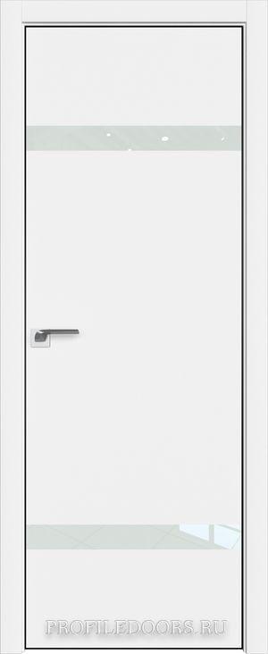 3E Аляска Lacobel Белый лак Black Edition с 4-х сторон