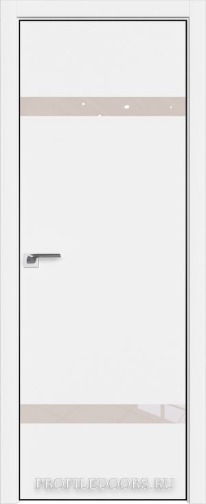 3E Аляска Lacobel Перламутровый лак Black Edition с 4-х сторон
