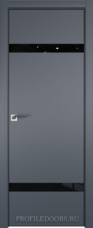 3E Антрацит Lacobel Черный лак Black Edition с 4-х сторон