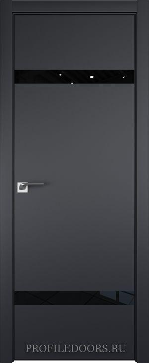 3E Черный матовый Lacobel Черный лак Black Edition с 4-х сторон