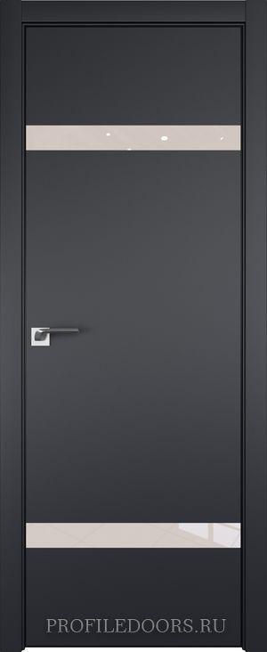 3E Черный матовый Lacobel Перламутровый лак Black Edition с 4-х сторон