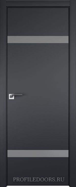 3E Черный матовый Lacobel Серебряный лак Black Edition с 4-х сторон