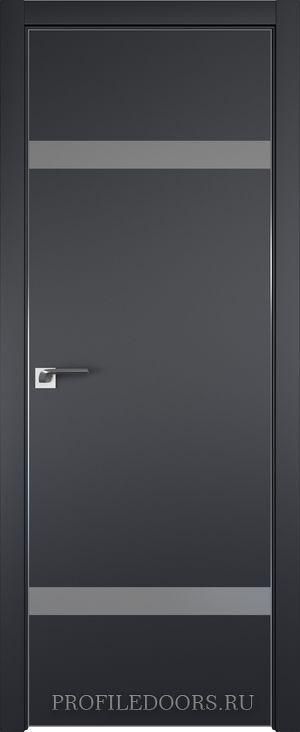 3E Черный матовый Lacobel Серебряный лак Матовая с 4-х сторон