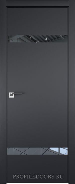 3E Черный матовый Зеркало Black Edition с 4-х сторон