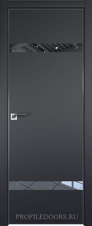 3E Черный матовый Зеркало Матовая с 4-х сторон