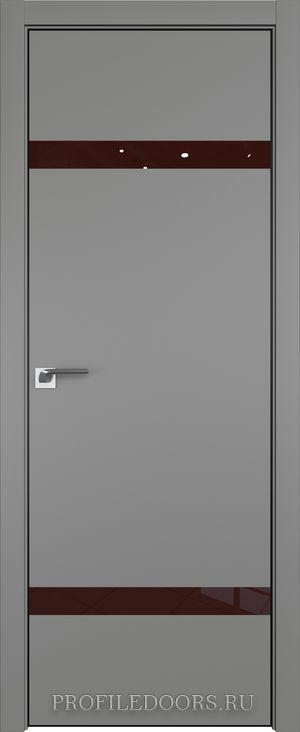 3E Грей Lacobel Коричневый лак Black Edition с 4-х сторон