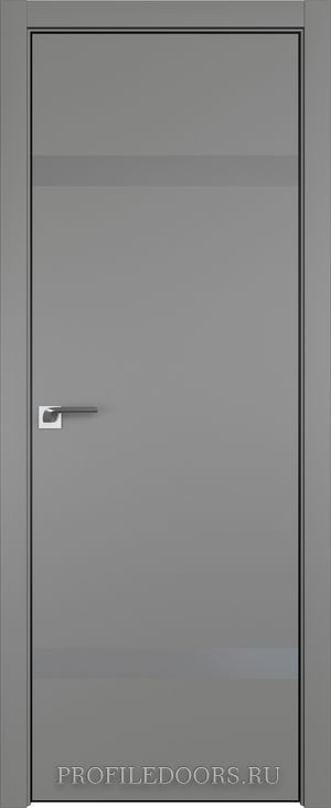 3E Грей Lacobel Серебряный лак Black Edition с 4-х сторон