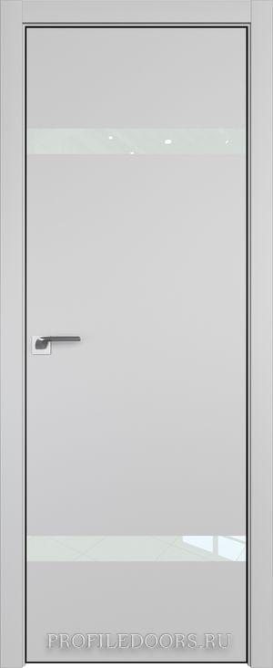 3E Манхэттен Lacobel Белый лак Black Edition с 4-х сторон
