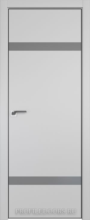 3E Манхэттен Lacobel Серебряный лак Black Edition с 4-х сторон