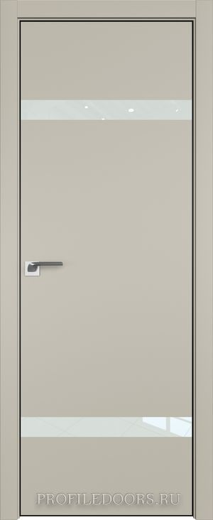 3E Шеллгрей Lacobel Белый лак Black Edition с 4-х сторон