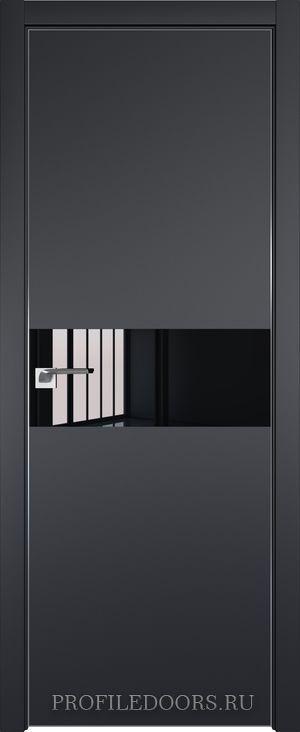 4E Черный матовый Lacobel Черный лак Матовая с 4-х сторон
