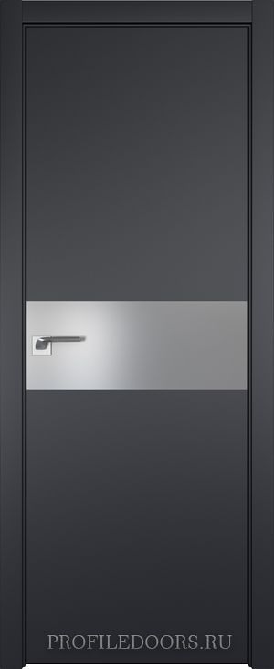 4E Черный матовый Lacobel Серебряный лак Black Edition с 4-х сторон