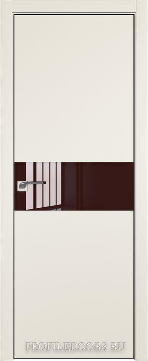 4E Магнолия Сатинат Lacobel Коричневый лак Black Edition с 4-х сторон