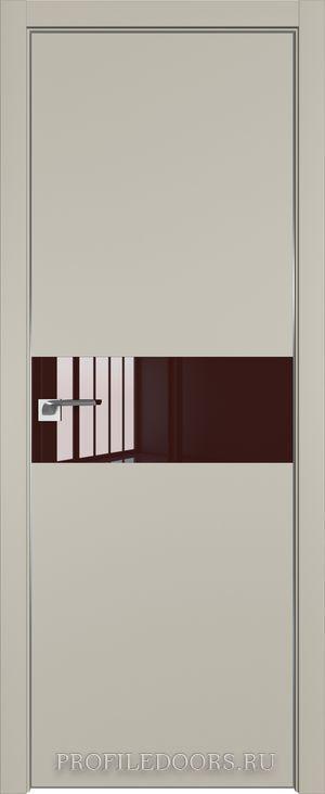 4E Шеллгрей Lacobel Коричневый лак Матовая с 4-х сторон