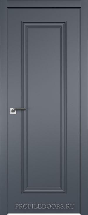50E Антрацит в цвет двери ABS в цвет с 4-х сторон