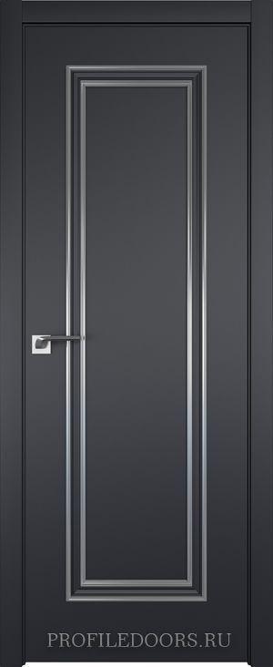 50E Черный матовый Серебро ABS в цвет с 4-х сторон