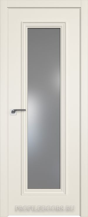 51E Магнолия Сатинат Lacobel Серебряный лак в цвет двери ABS в цвет с 4-х сторон