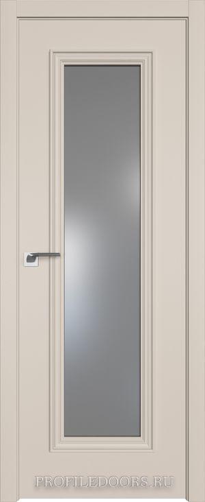 51E Санд Lacobel Серебряный лак в цвет двери ABS в цвет с 4-х сторон