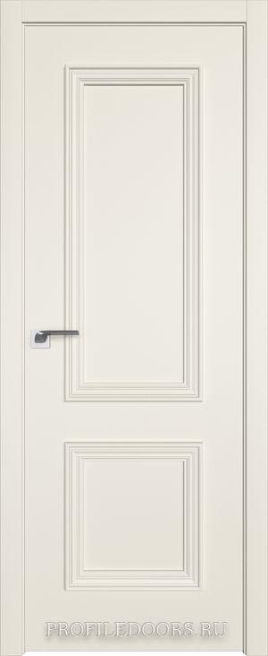 52E Магнолия Сатинат в цвет двери ABS в цвет с 4-х сторон