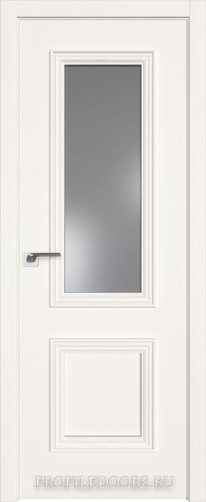 53E ДаркВайт Lacobel Серебряный лак в цвет двери ABS в цвет с 4-х сторон