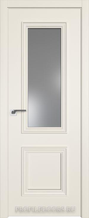53E Магнолия Сатинат Lacobel Серебряный лак в цвет двери ABS в цвет с 4-х сторон