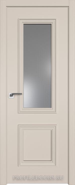 53E Санд Lacobel Серебряный лак в цвет двери ABS в цвет с 4-х сторон