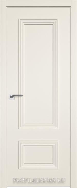 58E Магнолия Сатинат в цвет двери ABS в цвет с 4-х сторон