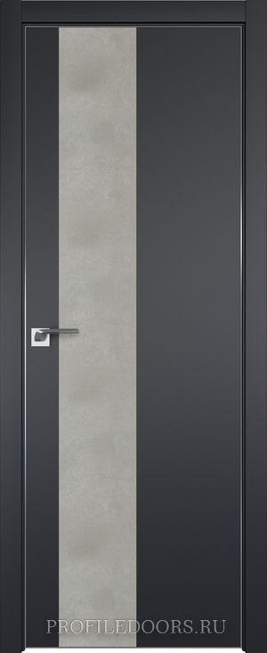 5E Черный матовый Бетон Платина ABS в цвет с 4-х сторон