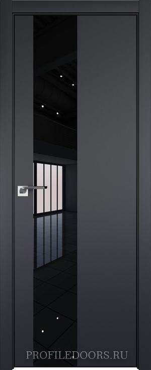 5E Черный матовый Lacobel Черный лак ABS черная матовая с 4-х сторон