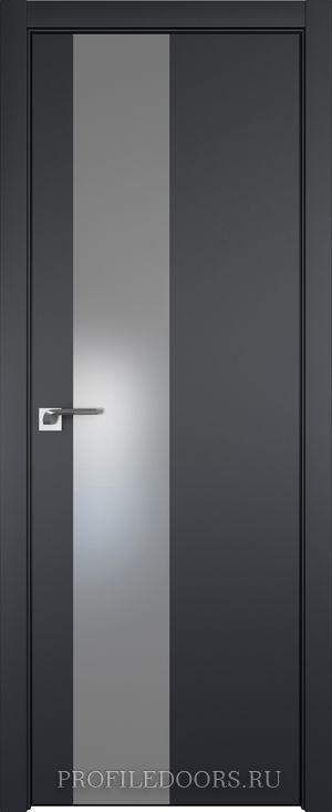 5E Черный матовый Lacobel Серебряный лак ABS черная матовая с 4-х сторон