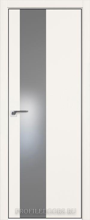 5E ДаркВайт Lacobel Серебряный лак ABS черная матовая с 4-х сторон