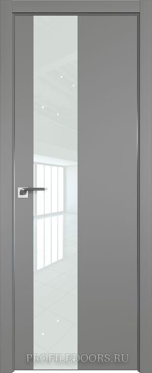 5E Грей Lacobel Белый лак ABS в цвет с 4-х сторон