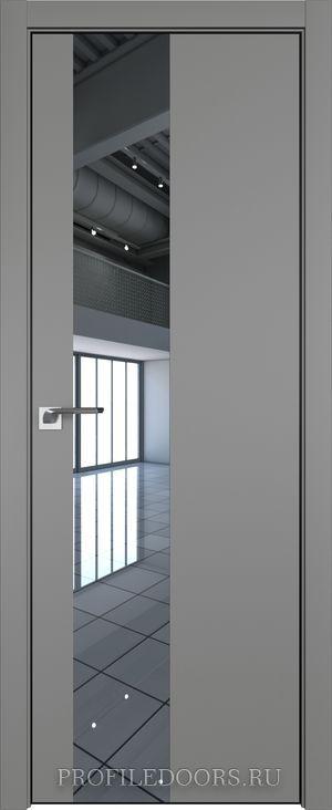 5E Грей Зеркало ABS черная матовая с 4-х сторон