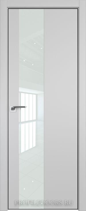 5E Манхэттен Lacobel Белый лак Black Edition с 4-х сторон