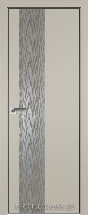 5E Шеллгрей Дуб SKY Denim ABS черная матовая с 4-х сторон
