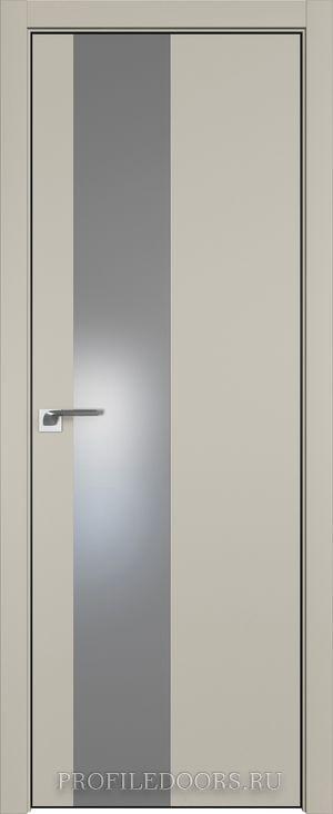 5E Шеллгрей Lacobel Серебряный лак ABS черная матовая с 4-х сторон