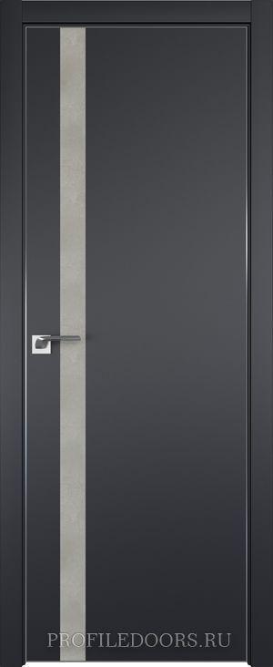 6E Черный матовый Бетон Платина Black Edition с 4-х сторон