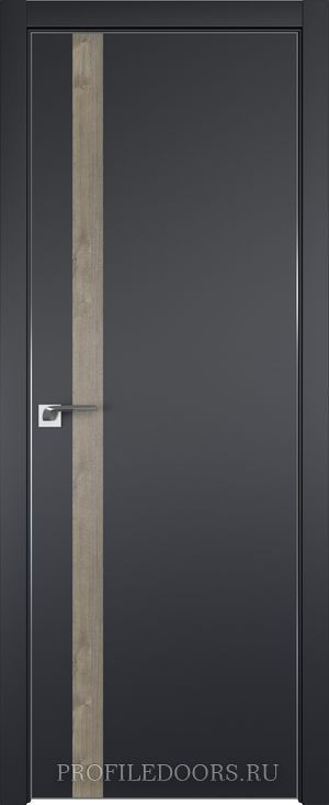 6E Черный матовый Каштан темный Black Edition с 4-х сторон