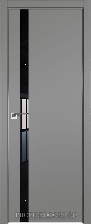 6E Грей Lacobel Черный лак Black Edition с 4-х сторон