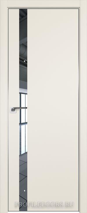 6E Магнолия Сатинат Зеркало Black Edition с 4-х сторон