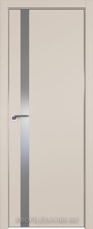 6E Санд Lacobel Серебряный лак ABS черная матовая с 4-х сторон