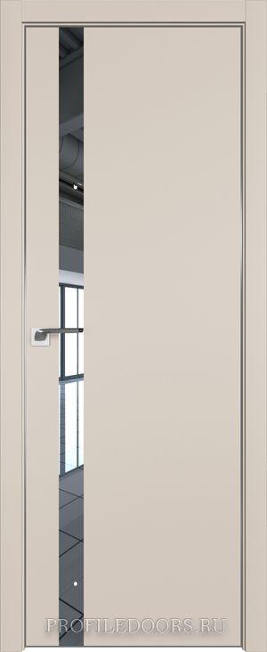 6E Санд Зеркало ABS черная матовая с 4-х сторон