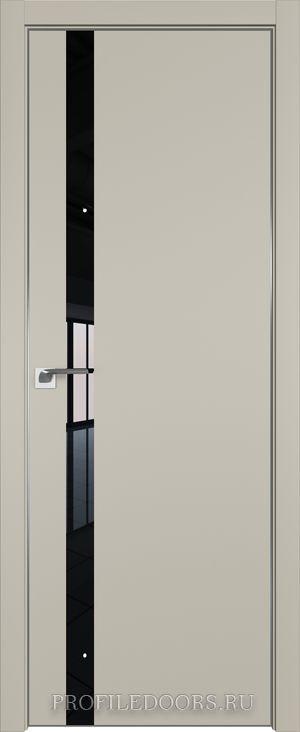 6E Шеллгрей Lacobel Черный лак ABS черная матовая с 4-х сторон