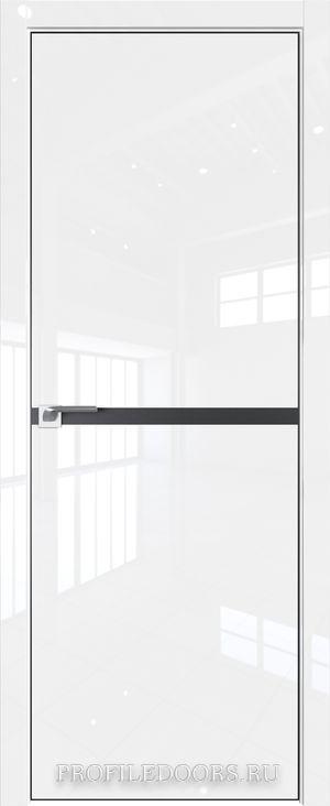 11LK Белый люкс Black Edition с 4-х сторон