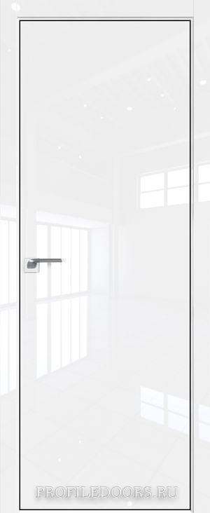 1LK Белый люкс Black Edition с 4-х сторон