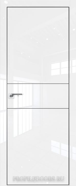 41LK Белый люкс Black Edition с 4-х сторон