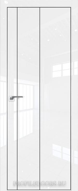 43LK Белый люкс Black Edition с 4-х сторон